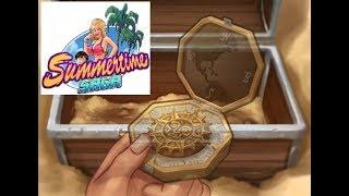 Summertime Saga Finding the Golden Compass