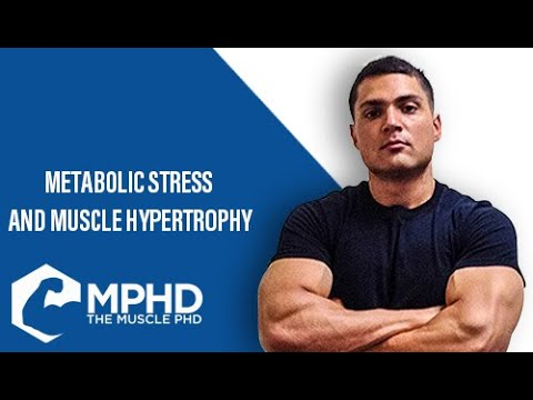 The Muscle PhD Academy Live #035: Metabolic Stress and Muscle Hypertrophy