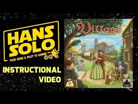 Hans Solo: Village