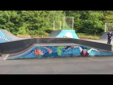 Monmouth And Ross Skate Park
