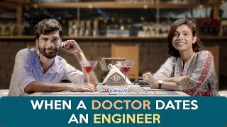 When A Doctor Dates An Engineer | Ft. Nikhil Vijay & Shreya Gupto | RVCJ