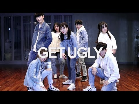jason derulo get ugly dance cover