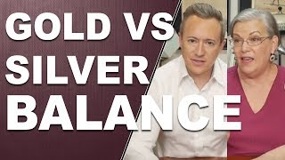 GOLD VS. SILVER BALANCE: Hyperinflation & Collapse Discussions. Q&A with Lynette Zang