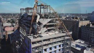 Mayor and City Council disagree over plan to investigate Hard Rock collapse