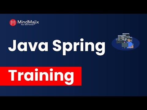 Java Spring Training | Java Spring Online Certification Course ...