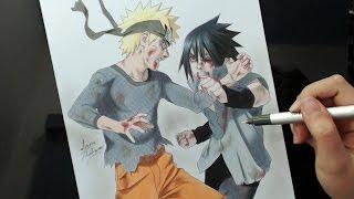 desenhando naruto vs sasuke 免费在线视频最佳电影电视节目 viveos net