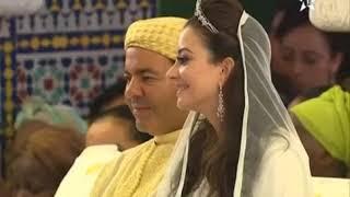 زفاف صاحب السمو الملكي الأمير مولاي رشيد و  الأميرة الجليلة للا أم كلثوم ❤❤❤