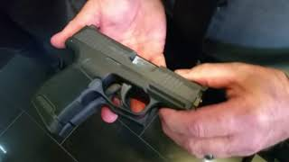 Sig Sauer P365 Review Compared to Glock 43 and Smith and Wesson Shield