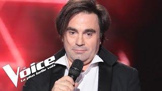 Chantal Goya - Becassine   Frédéric Longbois   The Voice France 2018   Blind Audition