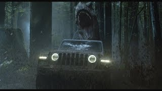 Official Jeep Super Bowl Commercial   Jeep Jurassic