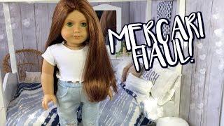 New RETIRED AMERICAN GIRL DOLL CLOTHES ?!!! MERCARI HAUL