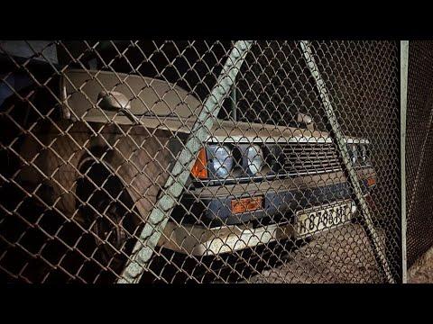 Toyota из СССР. Брошена на 25 лет в гараже!