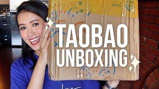 淘寶開箱(生活頭髮用品) X Taobao Unboxing