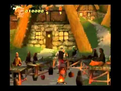 ASTERIX & OBELIX CONTRE CESAR / jeu Playstation 1 - PS one / complet / PAL
