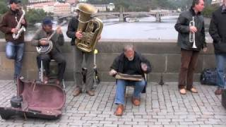 Best Street Jazz Ever!!
