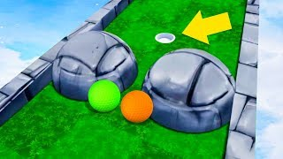 IMPOSSIBLE GOLF HOLES! (Golf It)