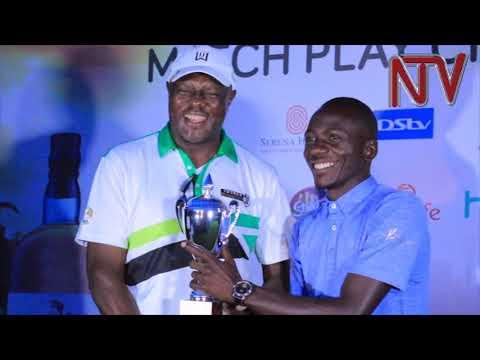 Ibra Bagalana wins the third edition of singleton golf challenge