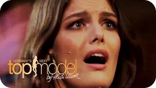 Vanessa Ist Germany's Next Topmodel | Germany's Next Topmodel Finale 2015 | ProSieben