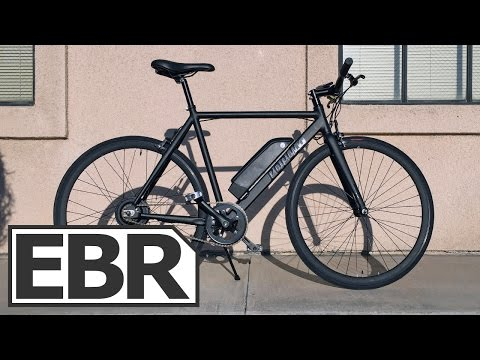 Populo Sport Video Review – $999 Electric Bike, Light Weight and Tuff