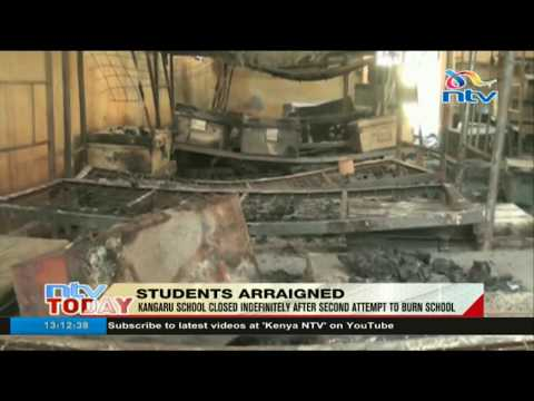 More than 60 students arraigned on school arson charges in Eastern region
