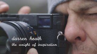 Darren Heath – the weight of Inspiration