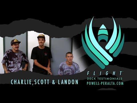 Powell-Peralta | Charlie, Scott, & Landon | FLIGHT