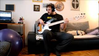 Imelda May - Tainted Love (bass cover)