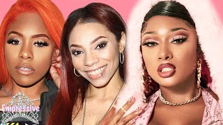 Megan Thee Stallion samples Eazy E...and his daughters are UPSET! | Jeannie and Jeezy DRAMA
