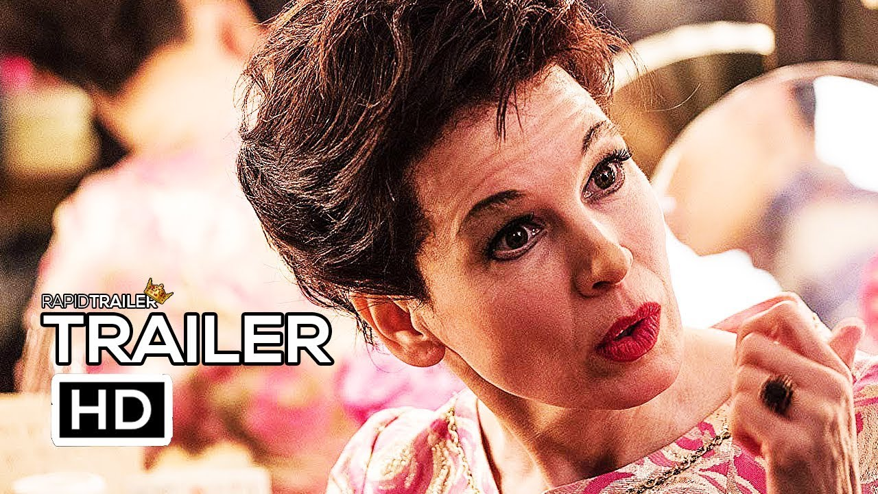 New Movie: Judy, 2019 - Renée Zellweger, Judy Garland