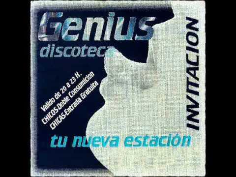 GENIUS (Elche) DJ PACO MIKRO 1996
