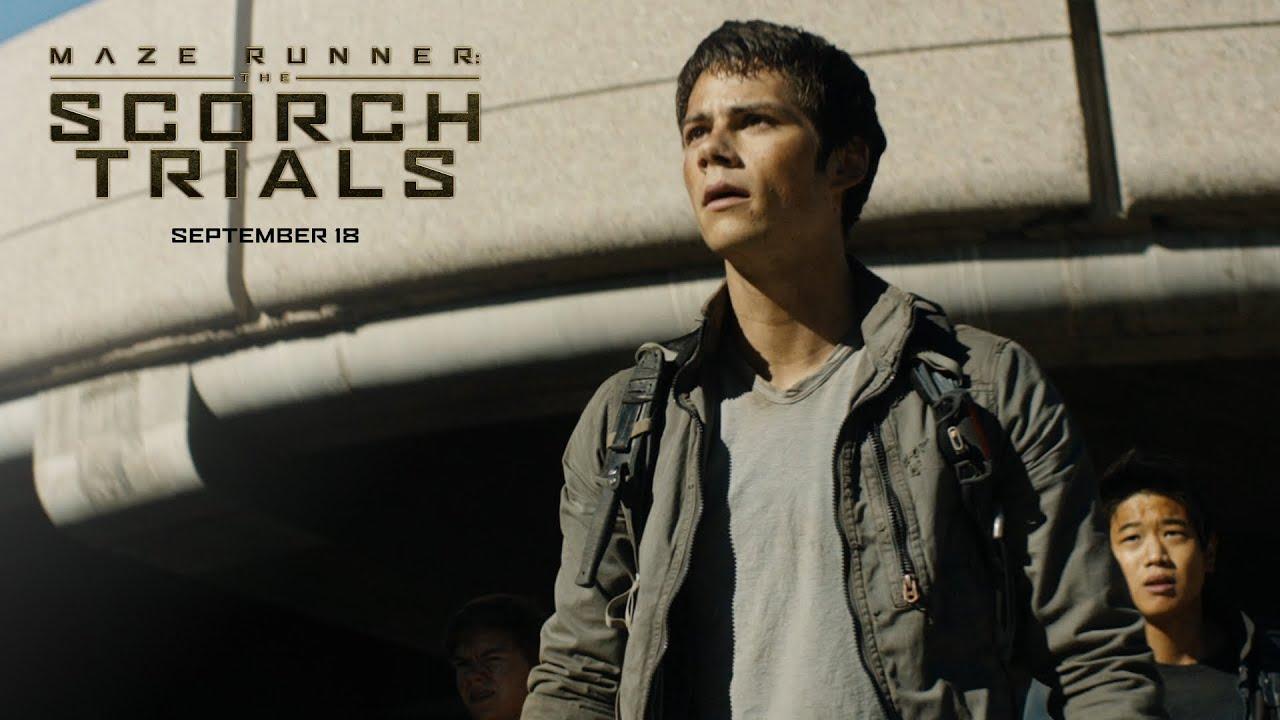 Maze Runner: The Scorch Trials - Next Chapter