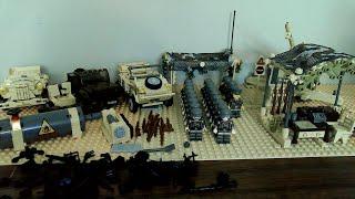"""INSANE """"Lego"""" WW2 AliExpress Haul Knockoff Legos"""
