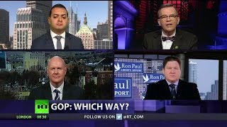 CrossTalk: GOP-Which way?