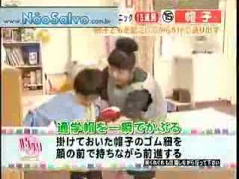 4 phút chuẩn bị cho con đi học của mẹ Nhật! @@