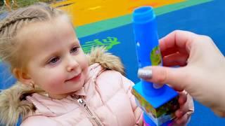 Кукла Катя Беби Борн пропала НА ПЛОЩАДКЕ Куккла БЕБИ БОН Катя ИГРЫ В ПРЯТКИ  Игры в куклы для детей.