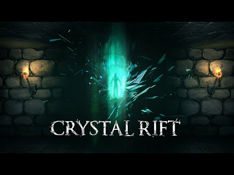 CrystalRift Trailer thumbnail