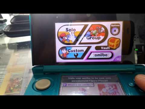 Видео № 1 из игры Устройство чтения/записи NFC для Nintendo 3DS