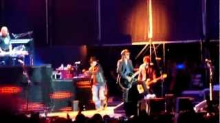 preview picture of video 'Guns N' Roses - Used To Lover -  Son Fusteret de Palma de Mallorca - 22/07/2012'