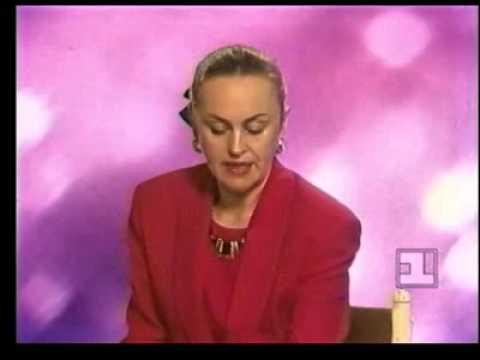 Диктор Алла Данько (1 канал Останкино 1994 г.)