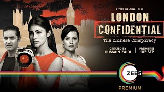 London Confidential trailer 1