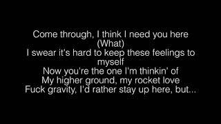 Snoh Aalegra  I Want You Around Lyrics