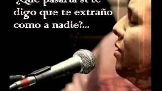 La Extraño (acústico) - Abel Velasquez El Mago  (Video)