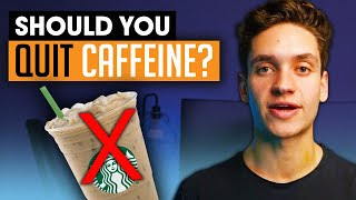 Learning How To Quit Caffeine (I quit caffeine for 90 days and this Is what happened to me...)