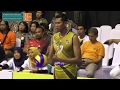 "Volleyball proliga saling adu smesh ""samator vs bank sumsel babel"" set 1"