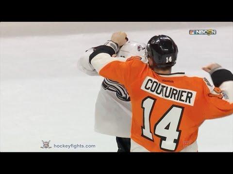Sean Couturier vs. Gabriel Landeskog