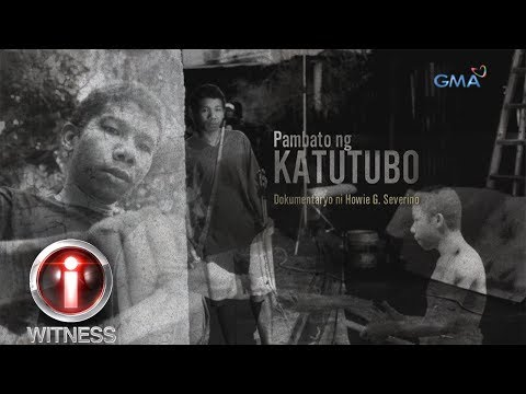 I Witness Pambato Ng Katutubo Dokumentaryo Ni Howie Severino Full Episode