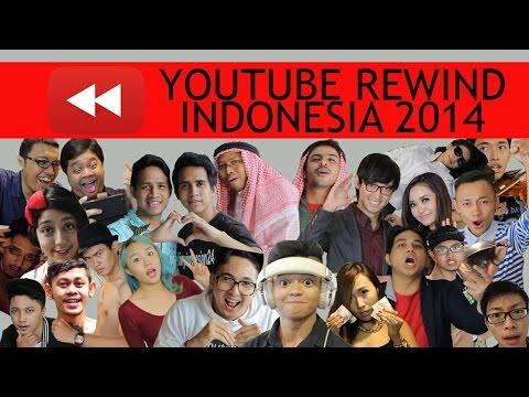 Youtube Rewind INDONESIA 2014