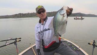 FOX Sports Outdoors SouthWEST #28 - 2017 Weiss Lake Alabama Crappie Fishing