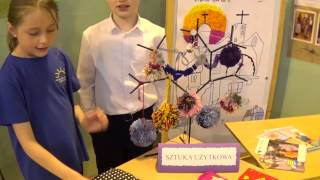 Prezentacja szkolnych kół zainteresowań