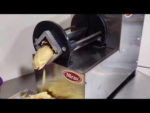Automatic French Fry Cutting Machine
